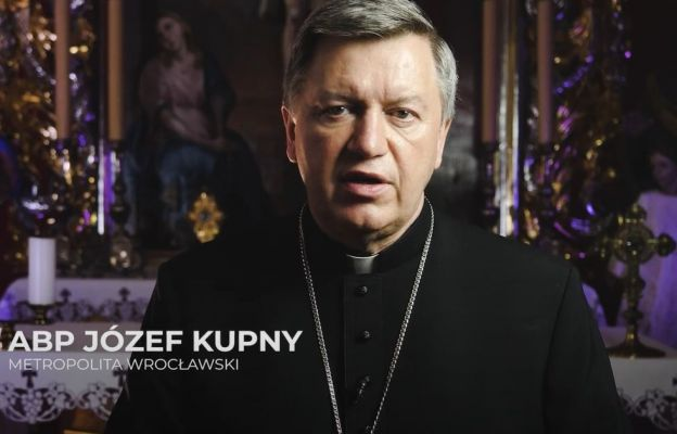 ks. abp Józef Kupny