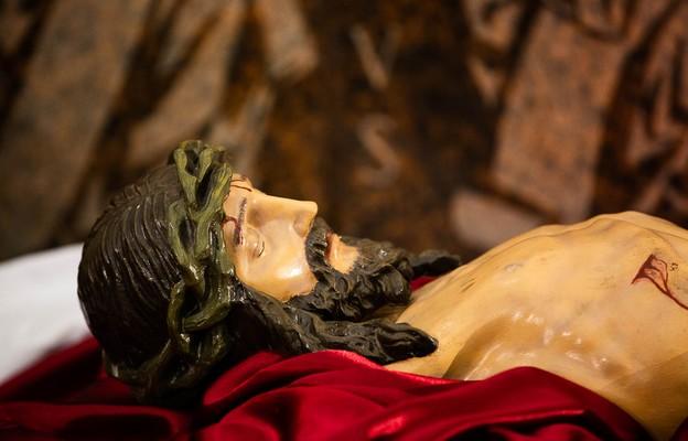 Pan Jezus przelał Krew podczas modlitwy w Ogrójcu