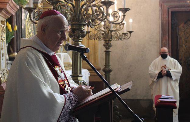 Bp Ignacy Dec, biskup senior diecezji świdnickiej