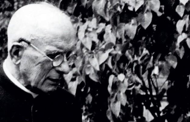 Ks. Michał Sopoćko był kapłanem rozmodlonym, ale mocno stąpającym po ziemi