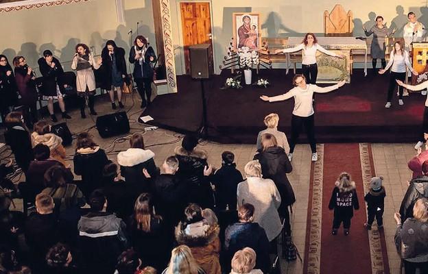 Tańczyć jak król Dawid
