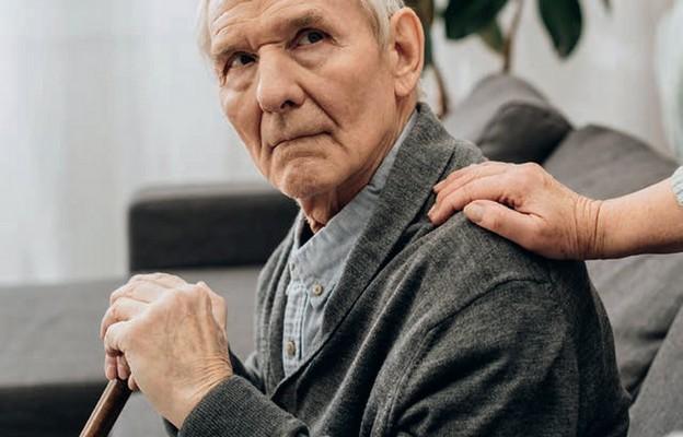 Kiedy rodzica dotyka demencja
