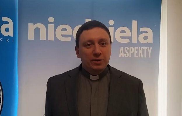 Ks. Łukasz Malec diecezjalny duszpasterz dzieci i młodzieży zaprasza na czuwania modlitewne dla młodzieży