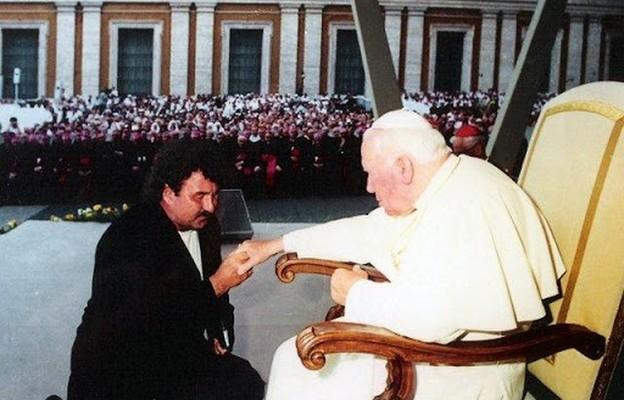 Krzysztof Krawczyk o Janie Pawle II