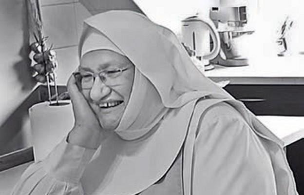 Siostra Daniela Alicja Myszka (+ 28.03.2021)