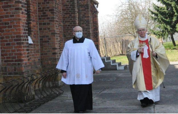 Nowy orędownik w parafii