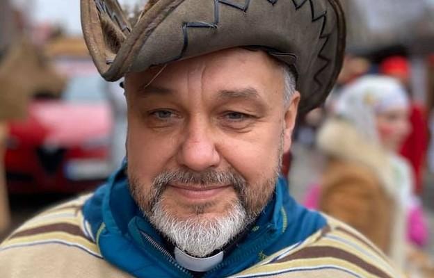 ks. Mirosław Tosza