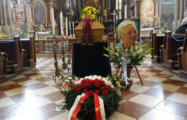 Wiedeń: Pożegnanie Lonny Glaser w katedrze św. Szczepana