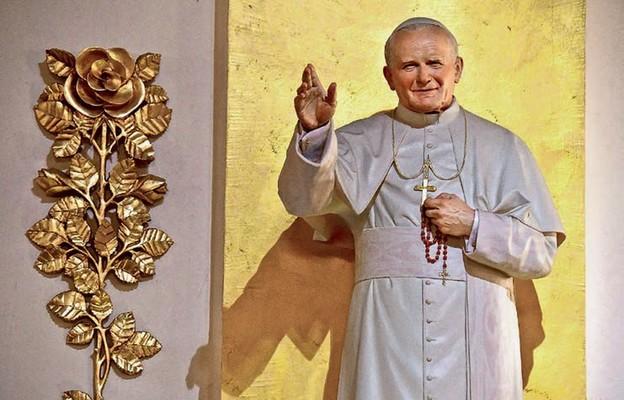 Pamięć o papieżu Polaku