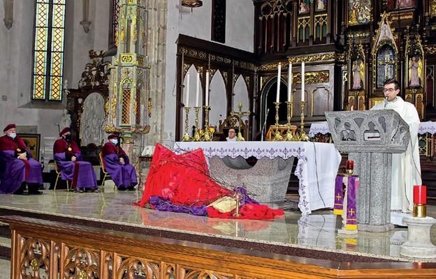 Święta z biskupami świdnickimi