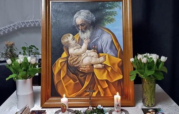 Św. Józef w rodzinach