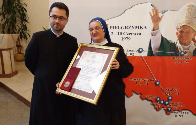 Nagrodę za wieloletnie zaangażowanie misyjne przyznała siostrze Celinie Komisja Episkopatu Polski ds. Misji