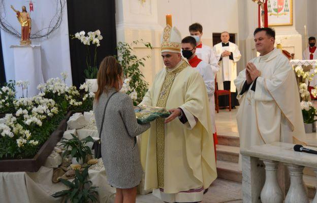 Pasterska wizytacja w parafii mariackiej w Chełmie