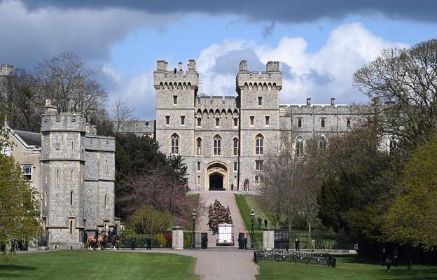 W. Brytania: Na zamku w Windsorze odbędzie się pogrzeb księcia Filipa
