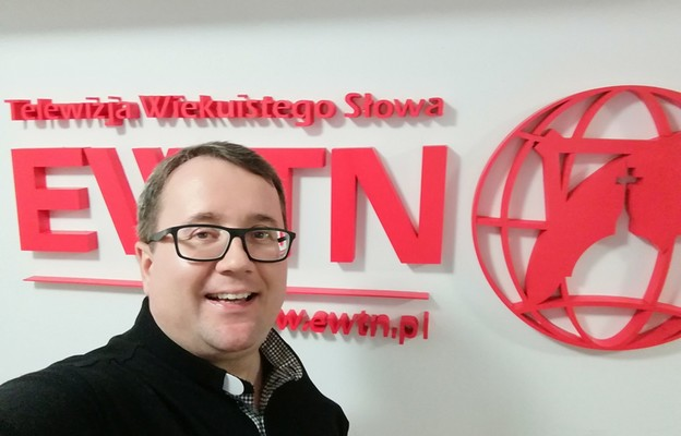 Ks. Piotr Wiśniowski, EWTN