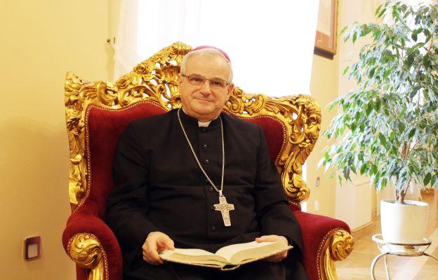 bp Marek Mendyk - Biskup Świdnicki