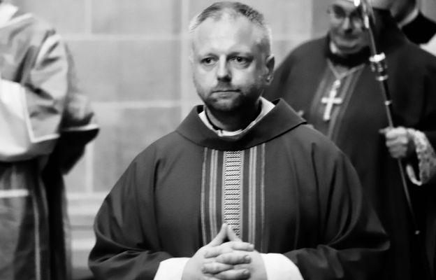 Kapłan miał 42 lata