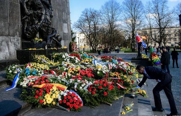 Premier: Powstanie w getcie warszawskim to jeden z wielkich heroicznych aktów niezgody na zło