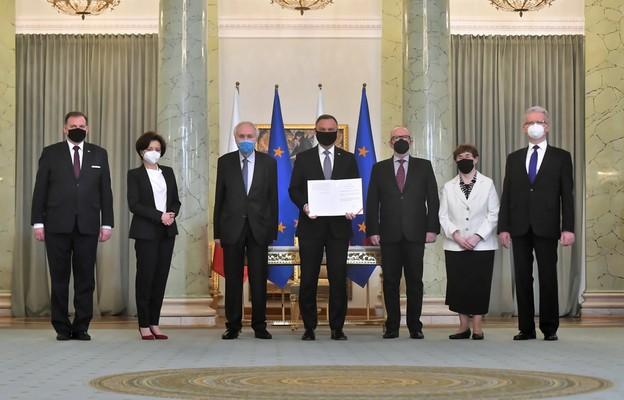 Prezydent podpisał nowelizację ustawy o działaczach opozycji antykomunistycznej