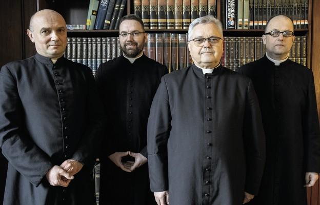 Klerycy starsi wiekiem