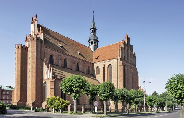 Pelplin katedrą stoi