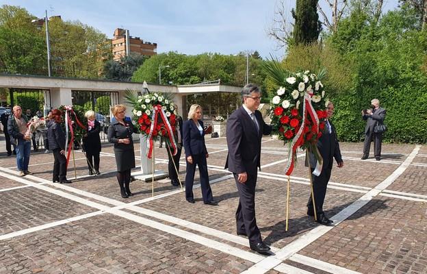 W Bolonii upamiętniono rocznicę wyzwolenia miasta przez II Korpus Polski gen. Andersa
