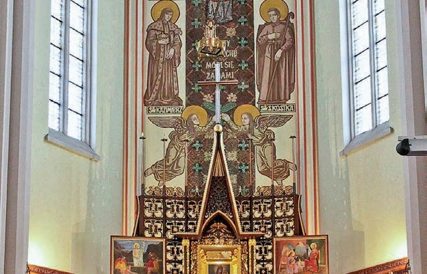 Parafia czciciela Maryi