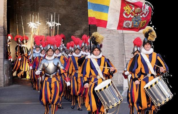 Żołnierze papieża