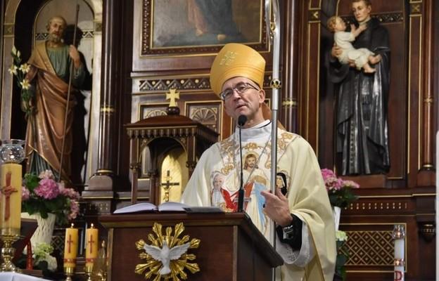 Bp Galbas o śp. abp Wojciechu Ziembie: prawdziwy sługa Ewangelii, którego życie jaśniało zapałem