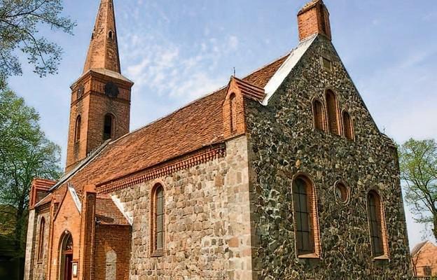 Kościół św. Floriana w Jesionowie