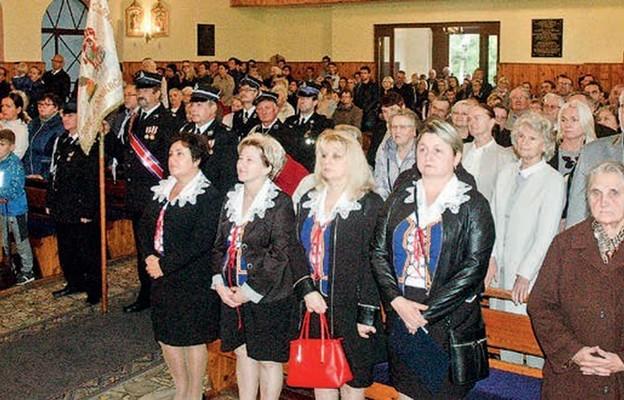 Poświęcenie figury Bolesnej Królowej Polski Pani Licheńskiej, 1 października 2018 r.