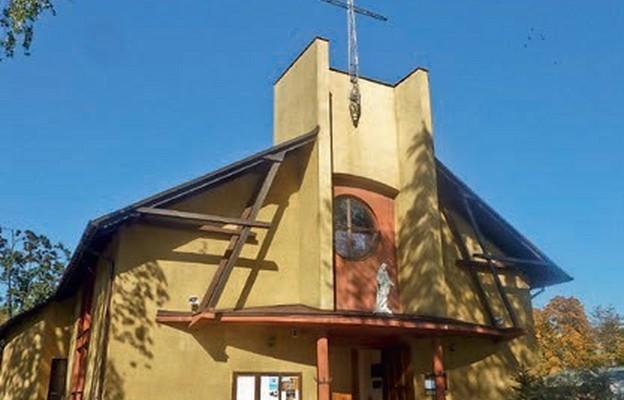 W ubiegłym roku minęła 20. rocznica konsekracji kościoła