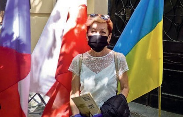 Barbara Bodziechowska od 12 lat poświęca się pracy pedagogicznej na Ukrainie