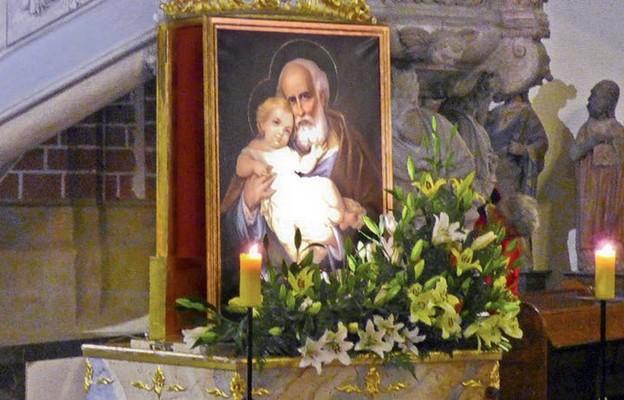 Obraz św. Józefa ponownie nawiedzi diecezję. Pierwsza peregrynacja odbyła się w latach 2012-15.