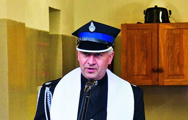 Ks. Krzysztof Wąchała