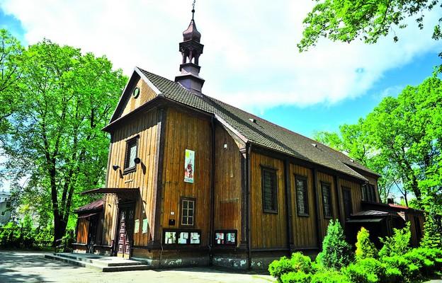 Świątynia jest najstarszym łódzkim kościołem