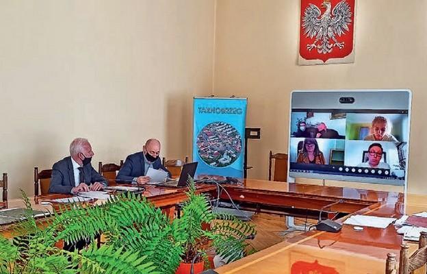 Spotkanie samorządowców z przedstawicielami Wód Polskich