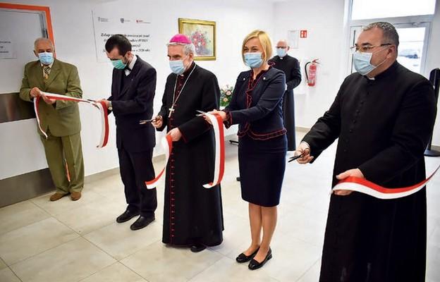 W otwarciu uczestniczył bp Krzysztof Nitkiewicz