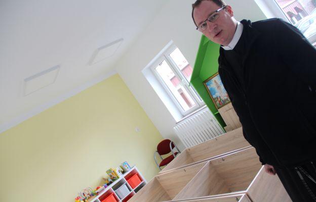 Głogów: O. Łukasz Wójcik o katolickim przedszkolu