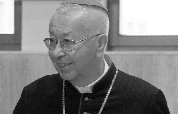 śp. bp Jan Gałecki