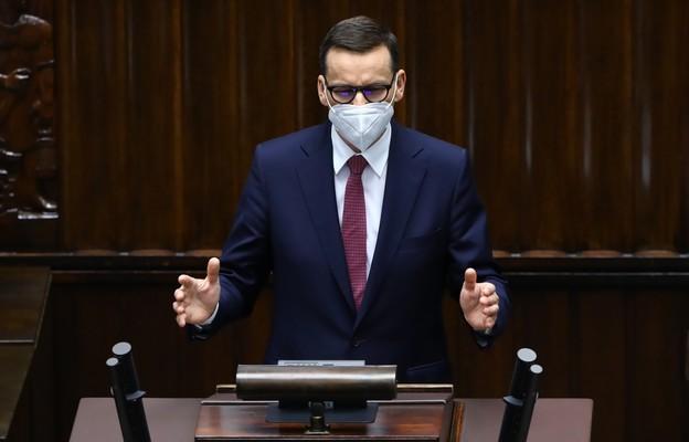 Morawiecki: powiedzmy dziś głośne