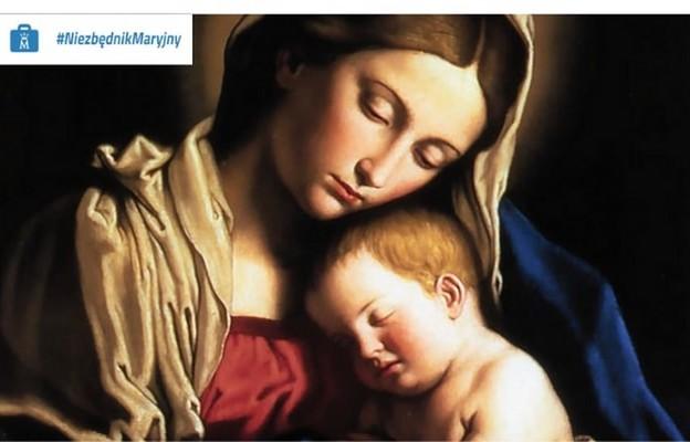 #NiezbędnikMaryjny: Dogmat o Bożym Macierzyństwie Maryi