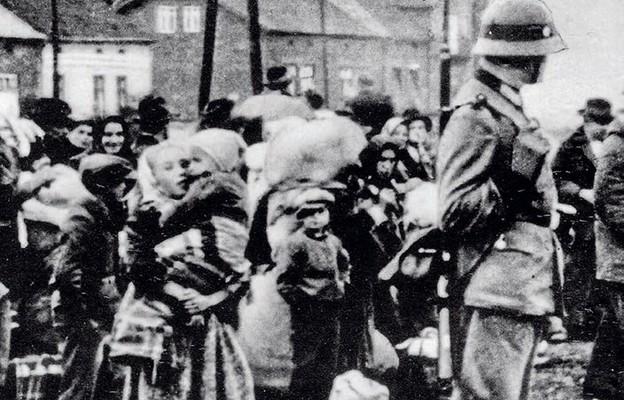 Wysiedlenie ludności Zamojszczyzny w latach 1942-43