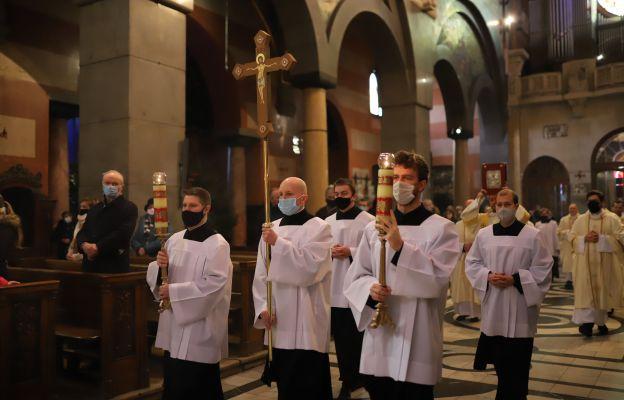 Wydarzenie rozpocznie w bazylice Rok Ignacjański