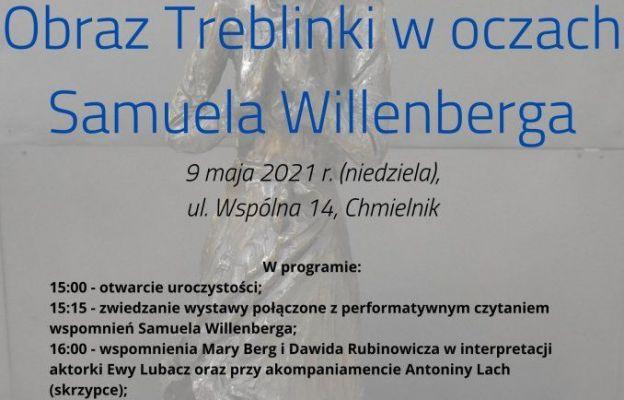 Rzeźby Samuela Willenberga można oglądać w Chmielniki