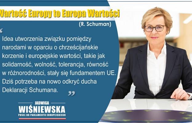 EUROPA JUTRA – EUROPA WARTOŚCI