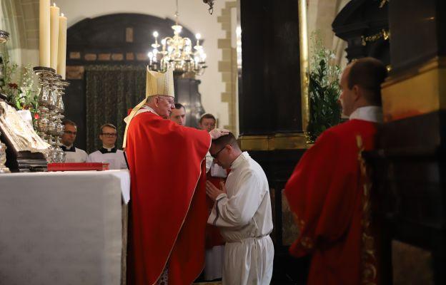 Klerycy przygotowywali się do tego momentu od pięciu lat