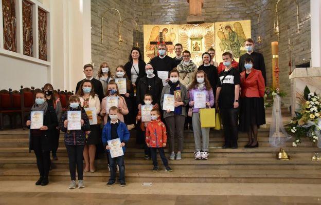 Wręczenie nagród w konkursie o św. Józefie