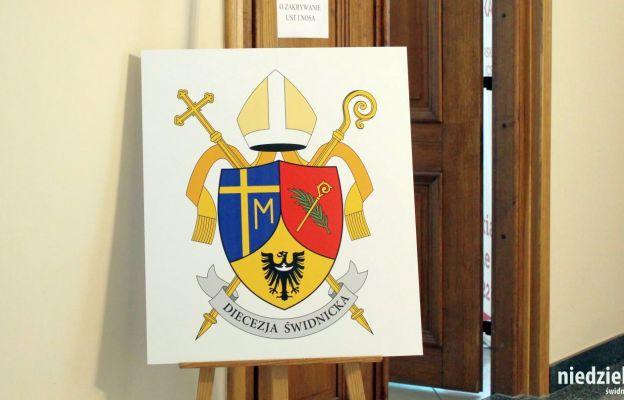 Herb diecezji świdnickiej 2021