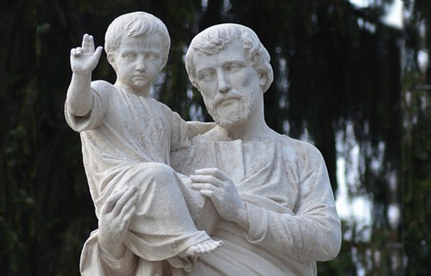 Św. Józefie... wykonawco rzetelny Prawa Mojżeszowego